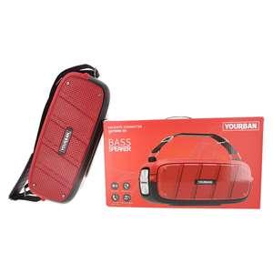 Getone 60 red  YourBan enceinte bluetooth compacte IP63