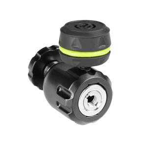 Adaptapeur à rotule Gravity GMSQT1B pour pied de micro appareil photo enregistreurs