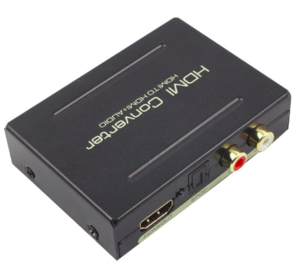 Extracteur audio sur Hdmi In out