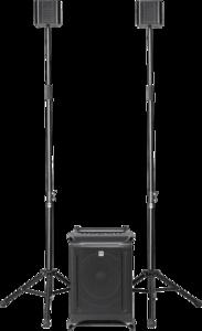 Système triphonique HK Lucas Nano605FX