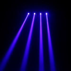 Barre de lyre Cameo Hydrabeam 4000 RGBW 4 X 32W