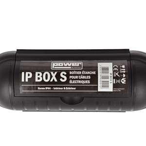 Boitier IPBOX S IP44 pour isolation IP44 prises électriques