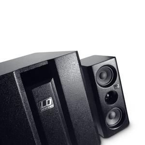 Système de sonorisation compact LD Systems DAVE 8XS 350W RMS