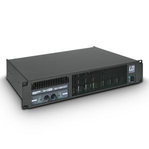LD Systems SP 1K8 Amplificateur Sono 2 x 880 W sur 2 Ohms