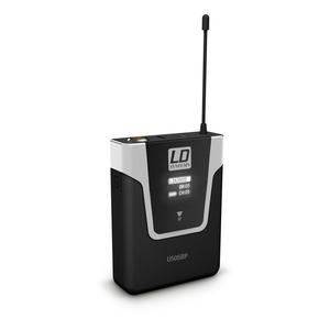 Micro sans Fil LD systems U518BPHH2 2x serre-tête chair  584 - 608 MHz