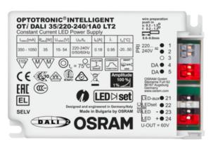 Driver Led dali OSRAM OTi DALI 35/220…240/1A0 LT2