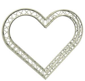 Cœur en structure carrée 290 ASD