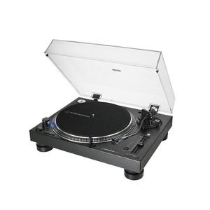 Platine vinyle Audio technica AT-LP140XP pro à entrainement direct noire