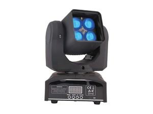 Lyre Power Lighting Wash Pocket Quad Zoom 4 x 12W RGBW