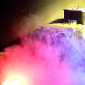 ADJ Mister Kool II Machine à fumée lourde refroidissement à glaçons