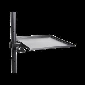 livraison gratuite tablette pour pied de micro power acoustics mst 100 accessoires pieds micro. Black Bedroom Furniture Sets. Home Design Ideas