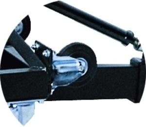 Pied à treuil Mobil Truss MTS450 hauteur 4m50 charge max 150kg