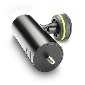 Réducteur pour pied 36mm Gravity SF 36 M6 M embase 36 mm vers filetage M6, mâle