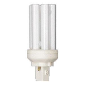 Ampoule éco fluocompacte Philips PL-T GX24d-3 26W 840