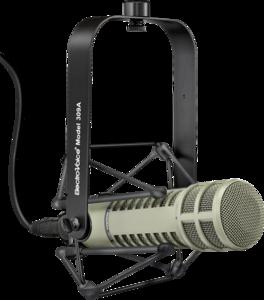 Microphone dynamique cardioïde Electrovoice RE20
