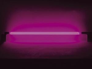 Tube fluorescent avec alimentation et interrupteur uv 36W 145cm