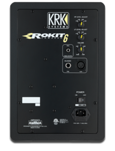 Enceinte monitoring KRK RP6 Rokit 6 G3