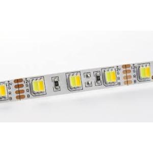 Ruban LED 12V Blanc Froid Blanc chaud 60 LEDS 5050 Rouleau de 5m