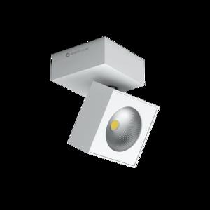 Projecteur Blanc Beneito Faure 15W Led Citizen 40 degré Blanc Neutre 3000K