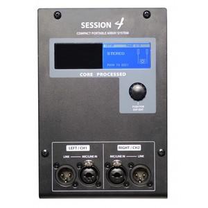 Systeme tri-phonique 2.1 Actif 500w RMS/ 1200W crete Proel SESSION4