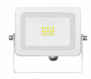 Projecteur Led étanche blanc Beneito et faure SKY 10W blanc neutre 4000K 1000 lumens