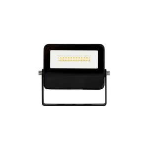 Projecteur Led noir IP65 Beneito Faure SKY 10W blanc variable 110°
