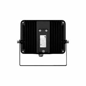 Projecteur Led étanche noir Beneito et faure SKY 20W blanc neutre 4000K 1900 lumens