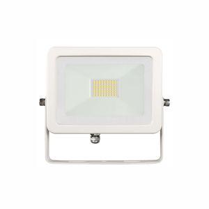 Projecteur Led étanche blanc Beneito Faure SKY 40W blanc froid 5000K 4850 lumens