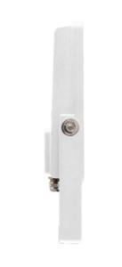 Projecteur Beneito et Faure SKY 40W 4800 lumens avec blanc chaud neutre et froid châssis blanc
