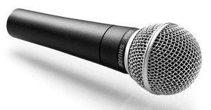 Micro Shure - SM58-LCE Voix - Dynamique Cardioïde SM58