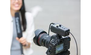 Interface Saramonic SMARTRIG+ pour prise de son nomade sur caméra ou téléphone
