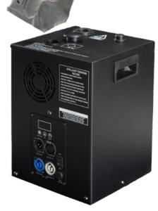 Machine à étincelle 400W hauteur 1 à 5m DMX et télécommande