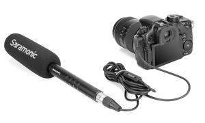 Connecteur XLR femelle de 6 mètres avec adaptateur audio TRRS 3,5 mm pour smartphone tablette