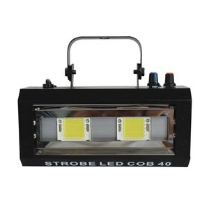 Stroboscope Led COB blanc Powerlighting 40w
