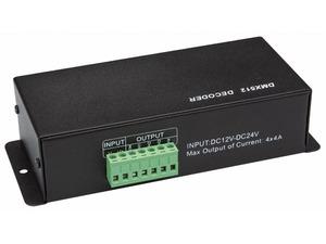 Driver de Led DMX 4 canaux pour RGBW Tapedriver HD 4A par canal