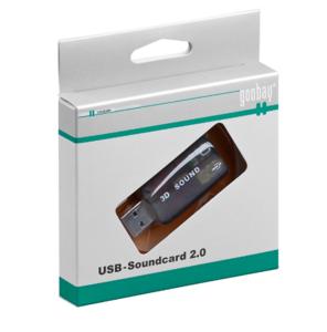 Mini carte son USB 1 micro 1 casque