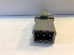 Connecteur look VIPER 220V pour ventilateur max 800W