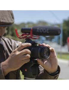 Microphone Rode VideoMic Rycote pour captation son pour caméra