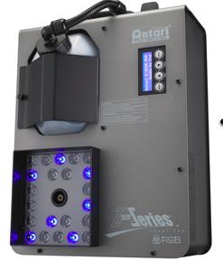 Machine geyser Antari Z1520 RGB 22 leds RGB DMX 1500W