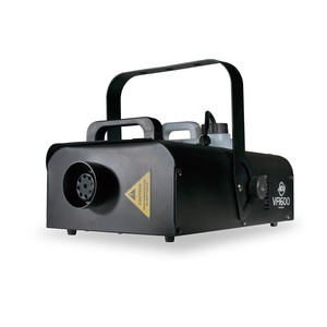 Machine à fumée 1500W ADJ VF1600 programmateur + DMX + Telec HF