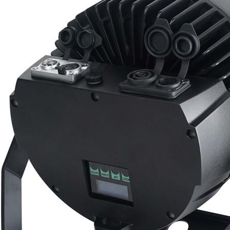 Projecteur Led ADJ 18P HEX IP 18 led 12W RGBWA+UV IP65