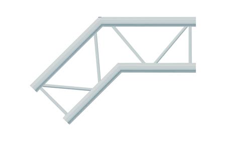 Angle de structure Horizontal échelle ASD AEX25, 135°