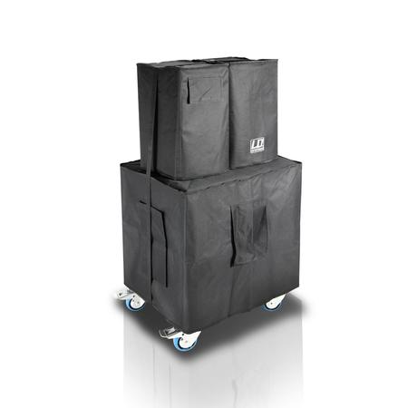 LD Systems DAVE 10 G3 SET - Set d'Accessoires pour LDDAVE10G3