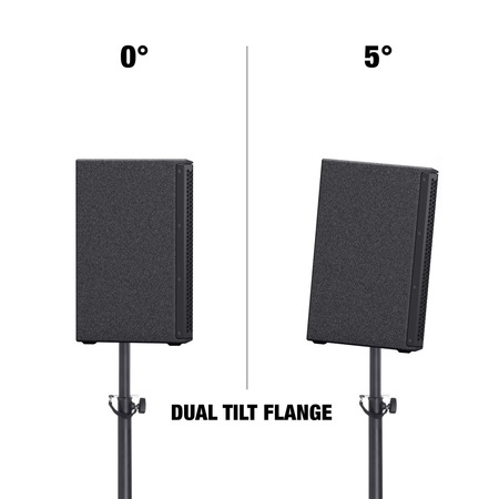 LD Systems STINGER 8 G3 - Enceinte de sonorisation passive 2 voies bass reflex, boomer 8 pouces