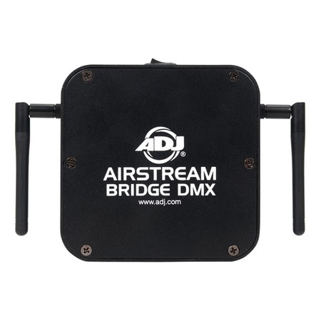 Boitier DMX Airstream Bridge ADJ contrôlable avec tablette iOS ou câble DMX