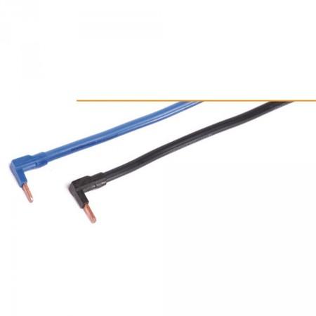 Set de 2 câbles de connexion 10mm²