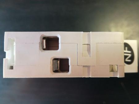 Disjoncteur 20A bornes à vis 3kA Ohmtech