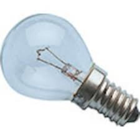 Ampoule E14 12V 25W sphérique claire