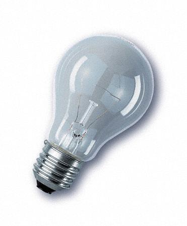 Ampoule E27 230V 40W Standard claire