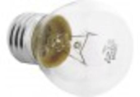 Ampoule sphérique E27 230V 15W claire